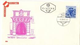ARCH-L36 - AUTRICHE N° 956B Vienne Schweitzer Tor - Monuments