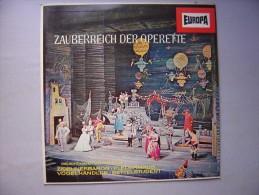 Vinyle---Zauberreich Der Operette (LP) - Vinyl Records