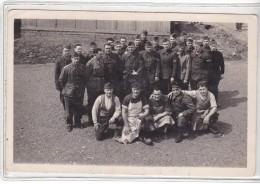 WWII - ALLEMAGNE - CAMP DE GORLITZ - STALAG VIII A 41 - PRISONNIERS GUERRE - LEGION ET COLONIALE - CARTE PHOTO MILITAIRE - Guerre 1939-45