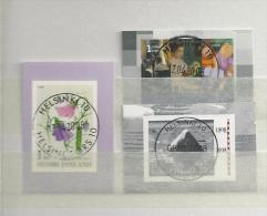 2008 USED Finland, 3 Stamps - Finland