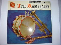 Vinyle---Alte Kameraden (LP) - Sonstige - Deutsche Musik