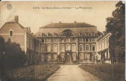 Antheit.   Val Notre-Dame à Antheit;  Le Pensionnat  1913  Naar  Schaerbeek - Wanze