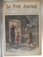 Le Petit Journal Tradition De La Fete Des Rois Galette La Part Des Pauvres Une Noce Comique En Haute Savoie Vache - Le Petit Journal