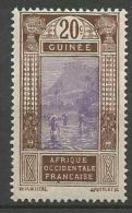 GUINEE N°  69 NEUF*   CHARNIERE / MH - Neufs