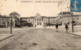 CPA COMMERCY - ANCIEN CHATEAU DE STANISLAS - Commercy