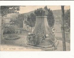 88 SENONES MONUMENT COMMEMORATIF 1870 CPA BON ETAT - Senones