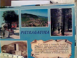 VARZI,Passo Di PIETRAGAVINA,vedute- PAVIA  N1995  FI10067 - Pavia
