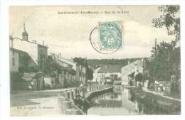 52 - DOULAINCOURT - Rue De La Gare - Doulaincourt