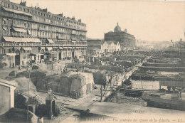 13 // MARSEILLE    Vue Générale Des Quais De La Joliette   LL 75 - Marseilles