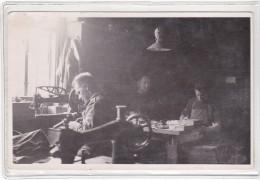 WWII - ALLEMAGNE - CAMP DE GORLITZ - STALAG VIII A 41 - PRISONNIERS DE GUERRE AU TRAVAIL - CARTE PHOTO MILITAIRE - Guerre 1939-45