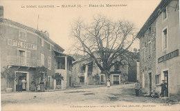 26 // MANAS   Place Du Marronnier   Hotel Bonnet   Edit Lang, Café Restaurant à Droite - Altri Comuni