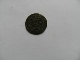Monnaie De 1816   A Identifier - Monete
