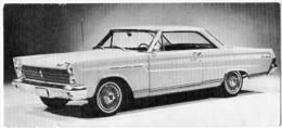 Automobiles Rétros. Photo De Voiture Ancienne. La Mercury Comet : Caractéristiques Techniques De La Voiture. - Cars