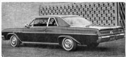 Automobiles Rétros. Photo De Voiture Ancienne. La Buick Skylark : Caractéristiques Techniques De La Voiture. - Voitures