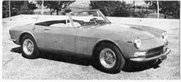 Automobiles Rétros. Photo De Voiture Ancienne. La Ferrari 275 GT : Caractéristiques Techniques De La Voiture. - Voitures