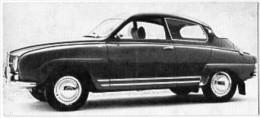 Automobiles Rétros. Photo De Voiture Ancienne. La Saab 850 Sport : Caractéristiques Techniques De La Voiture. - Voitures