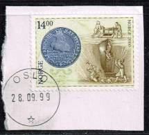 Norwegen 2000, Michel# 1315 O Auf Papier - Gebraucht