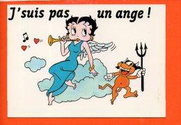 BETTY BOOP - N°2 - J'suis Pas Un Ange - Editions Dalix (non écrite) - Bandes Dessinées
