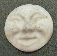 Lune Fève Céramique Mate (K) - Other