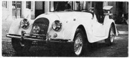 Automobiles Rétros. Photo De Voiture Ancienne. Morgan Plus Four : Caractéristiques Techniques De La Voiture. - Cars