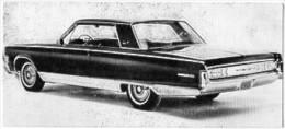 Automobiles Rétros. Photo De Voiture Ancienne. Chrysler New Yorker : Caractéristiques Techniques De La Voiture. - Voitures