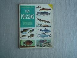 L'encyclopédie Par Le Timbre Les Poissons N°42 Cocorico Les Deux Coqs D'or 1958. Voir Photos. - Albums & Catalogues