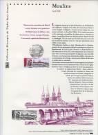 DOCUMENT OFFICIEL - 2012 - N°4636 - MOULINS - Documenten Van De Post
