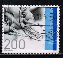 Schweiz 2010, Michel# 2176 O - Used Stamps