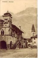 UDINE VENZONE MUNICIPIO 1927    L280 - Udine