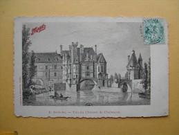 CHALANCON. L'Ancien Château. - France