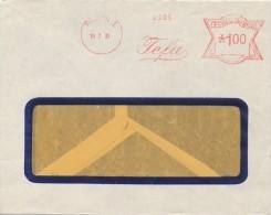 "K6373 - Czechoslovakia (1931) Praha 1: ""Tefa"" (company Logo); Letter, Tariff: 1,00 Kc - Factories & Industries"
