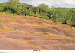 ILE MAURICE - Chamarel - Maurice
