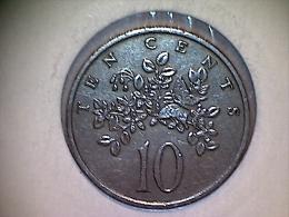 Jamaique 10 Cents 1977 - Jamaica