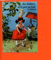 Fables La Fontaine La Laitière Et Le Pot Au Lait (non écrite) - Contes, Fables & Légendes