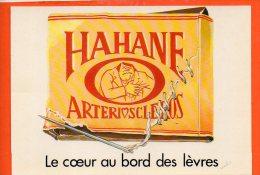 Santé Humour - Havane Arterioscleros - Le Coeur Au Bord Des Lèvres Illustration Samson Publicité - Santé