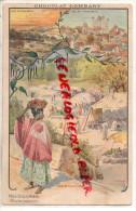 CHROMOS - CHROMO CHOCOLAT LOMBART - NOS COLONIES - MADAGASCAR-  VUE DE MAJUNGA- TANANARIVE - Lombart