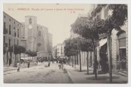 Manresa, Muralla Del Carmen E Iglesia De Santo Domingo - Otros
