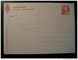2.80 Postkort Postal Stationery Card Denmark - Entiers Postaux