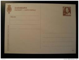1.80 Postkort Postal Stationery Card Denmark - Entiers Postaux