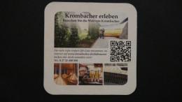 Germany - Krombacher Brauerei Bernhard Schadeberg GmbH & Co. KG - Krombacher Erleben -Kreuztal-Krombach/N-W - Col:DE6649 - Sous-bocks
