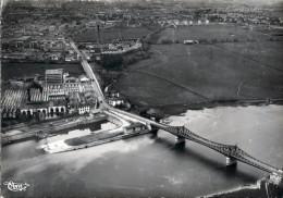 01 - JASSANS - Vue Aérienne - Pont Et Port De Frans - Francia