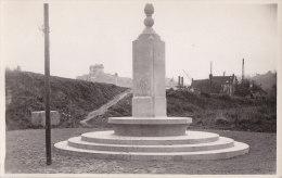 La Ferté Sous Jouarre 77 - Militaria - Carte-Photo -  Monument Column Royal Engineers - Flaming Grenad - La Ferte Sous Jouarre