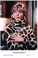 CAROLYN JONES - Film Star Pin Up - Publisher Swiftsure Postcards 2000 - Artiesten