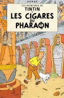 TINTIN  LES CIGARES DU PHARAON  (DIL158) - Bandes Dessinées