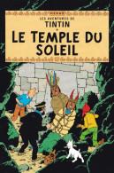TINTIN  LE TEMPLE DU SOLEIL  (DIL158) - Bandes Dessinées