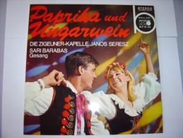 Vinyle---Paprika Und Ungarwein (LP) - Vinyl Records