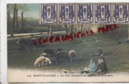 44 - SAINT NAZAIRE - UN COIN CHAMPETRE SUR LA ROUTE DE SAINT MARC - Saint Nazaire
