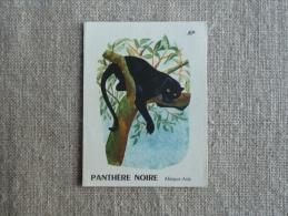 Bon Point 1960 Panthère Noire Afrique Asie édition L' Olivier Appréciation De L'institutrice. Voir Photos. - Vieux Papiers