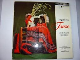 Vinyle---Ungarische Tänze De BRAHMS (LP) - Sonstige - Deutsche Musik