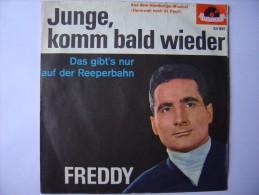 Vinyle---FREDDY : Junge Komm Bald Wieder - Vinyl Records